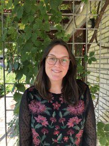 Nouvelle responsable de l'action bénévole : Élizabeth Harvey